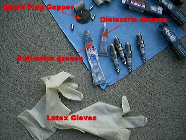 Protege - Plugs and distributor