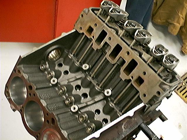 What Is Mopar >> 3800 Engine build